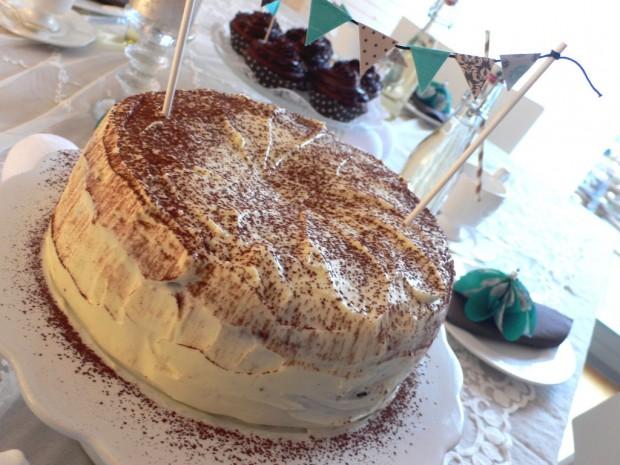 Guiness Kuchen und Schoko-Ganache Cupcake