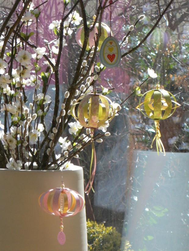 Frühling Paperballs