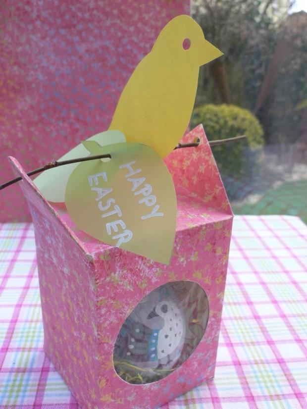 Ostern Geschenkverpackung