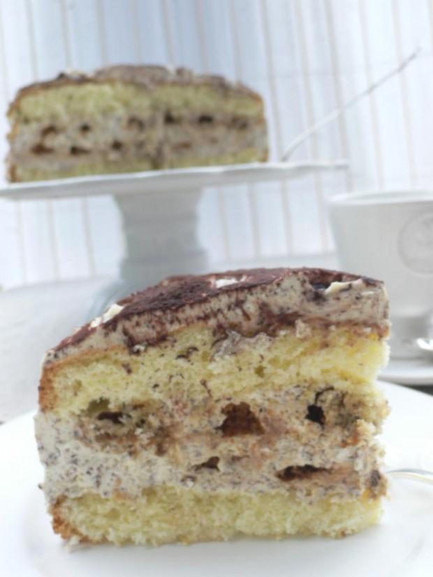 Amaretto Torte
