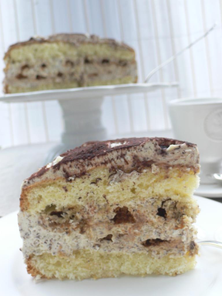 Amarettini Tiramisu Torte Lebensart