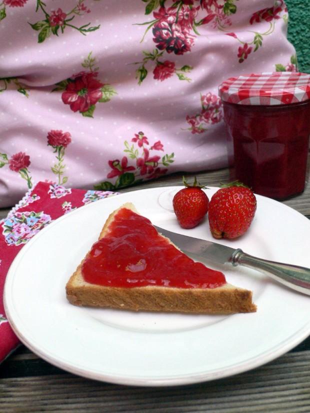 Erdbeer Campari Marmelade