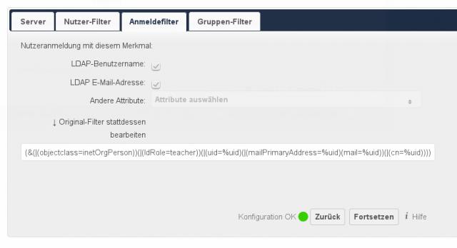 ocldap-loginfilter