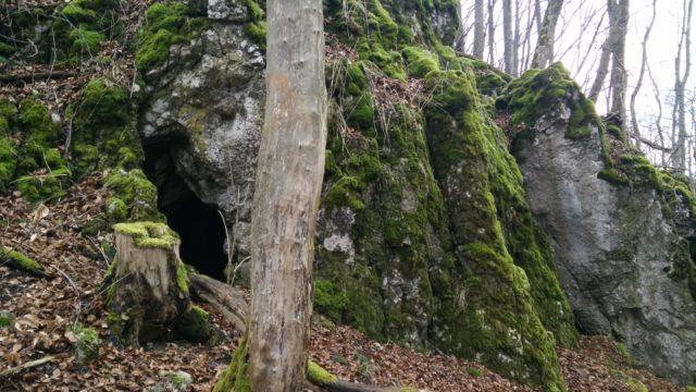 Hohen Genkinger Höhle